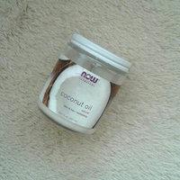 NOW Foods - Coconut Oil 100 Natural - 7 oz. uploaded by Sevil I.