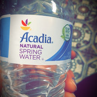 Acadia Spring Water with Fluoride uploaded by Whitney P.