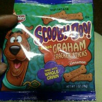 Keebler Scooby-Doo! Baked Graham Cracker Sticks Cinnamon - 12 CT uploaded by Jazmine S.