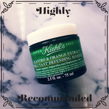 Photo of Kiehl's Since 1851 'Cilantro & Orange Extract' Pollutant Defending Masque (Nordstrom Exclusive) uploaded by Kim P.