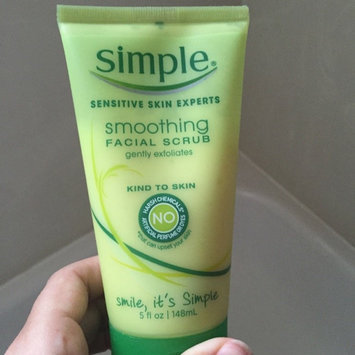 Photo of Simple Smoothing Facial Scrub uploaded by Michelle G.