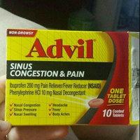 Advil® Sinus Congestion & Pain uploaded by Skye B.