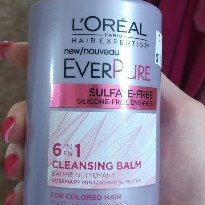 Photo of L'Oréal Paris Hair Expertise® EverPure Cleansing Balm uploaded by Tammy G.