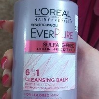 L'Oréal Paris Hair Expertise® EverPure Cleansing Balm uploaded by Tammy G.