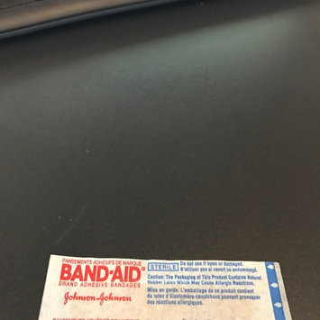 Photo of Band-Aid® Brand Adhesive Bandages Flexible Fabric Band Aids 100 ct. Box uploaded by Ren D.