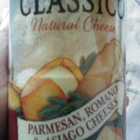 CLASSICO Grated Parmesan, Romano & Asiago Cheeses uploaded by Ursula B.