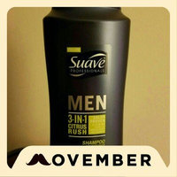 Suave® Men 3-In-1 Citrus Rush Shampoo, Conditioner & Body Wash uploaded by Lindsay M.