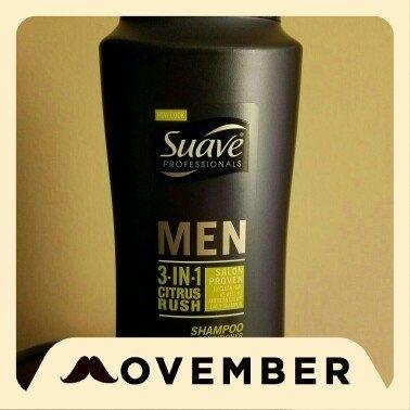 Suave For Men 3-In-1 Citrus Rush Bodywash uploaded by Lindsay M.