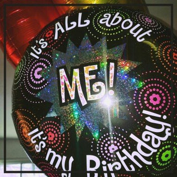 Photo of Anagram Foil Balloon 18