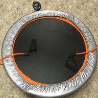 Upper Bounce Mini Foldable Rebounder Fitness Trampoline uploaded by Sally G.