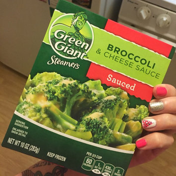 Photo of Green Giant® Steamers Broccoli & Cheese Sauce uploaded by Felecia F.