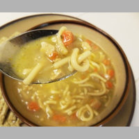 Amy's Kitchen No Chicken Noodle Soup uploaded by Jessica R.