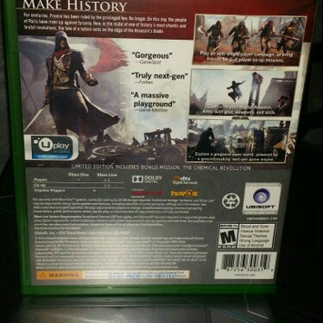 Photo of UBI Soft Assassin's Creed: Unity (Xbox One) uploaded by Aneyssa G.