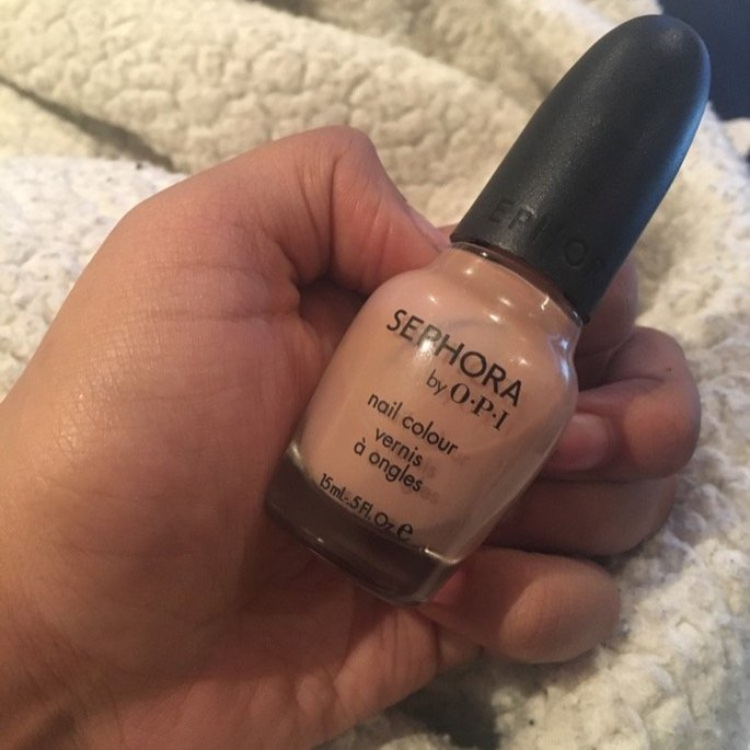 Sephora by OPI Nonfat Soy Half Caff uploaded by Holly C.