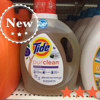 Tide® Purclean™ Honey Lavender Laundry Detergent uploaded by Shannon N.