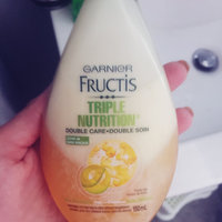 Garnier Fructis Triple Nutrition Double Care Detangling Treatment uploaded by Alina P.