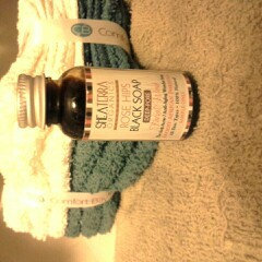 Photo of Shea Terra Organics Rose Hips Black Soap Deep Pore Facial Cleanser uploaded by Jenny H.