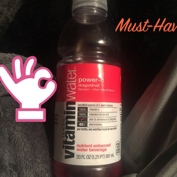 Photo of vitaminwater Power-C Dragonfruit uploaded by Sarah M.