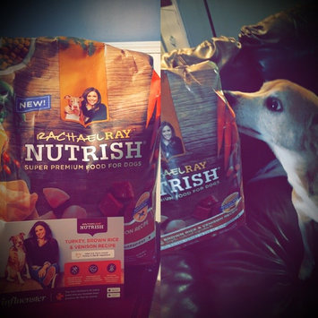 Nutrish Natural Dry Dog Food, Turkey, Brown Rice & Venison Recipe, 5.5 lbs uploaded by Marina F.