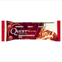 QUEST NUTRITION Strawberry Cheesecake Protein Bar uploaded by Bri F.