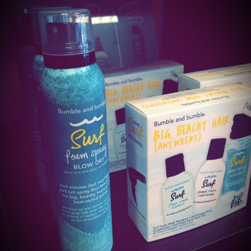 Photo of Bumble and bumble Surf Foam Spray Blow Dry uploaded by Stacey C.