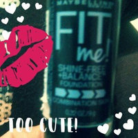 Maybelline Fit Me® Shine-Free + Balance® Stick Foundation uploaded by Stephanie B.