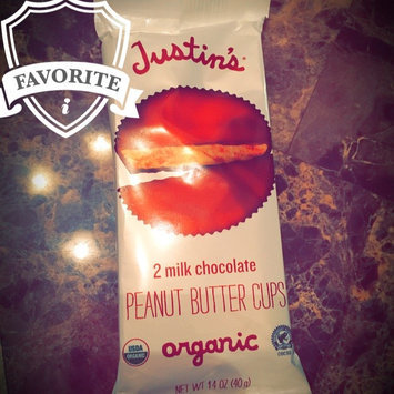 Justin's Milk Chocolate Peanut Butter Cups uploaded by Denise B.