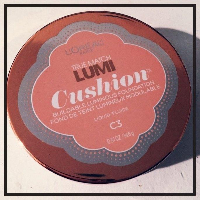 L'Oreal Paris True Match Lumi Cushion Foundation uploaded by Nadia S.