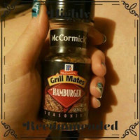 McCormick® Grill Mates® Hamburger Seasoning uploaded by Faith D.