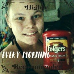 Folgers Coffee Classic Roast uploaded by hannah n.