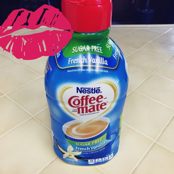 Photo of Nestlé Coffee-Mate Sugar Free Coffee Creamer French Vanilla uploaded by Melissa H.