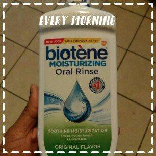 Biotene PBF Oral Rinse uploaded by Antumn M.