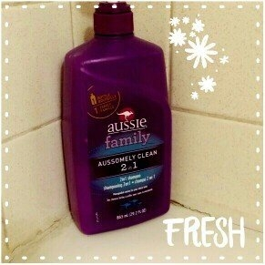 Aussie Aussomely Clean 2-In-1 Shampoo + Conditioner uploaded by Amy B.