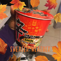 Nongshim Spicy Shin Ramen Cup uploaded by Shade B.