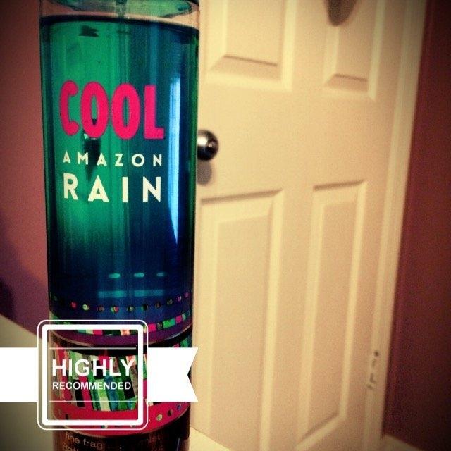 Bath & Body Works Cool Amazon Rain 8 fl oz Fine Fragrance Mist Spray uploaded by Gabriela O.
