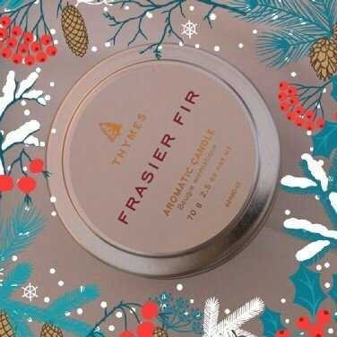 Thymes(r) Frasier Fir Travel Tin Candle by Thymes uploaded by Jennifer C.