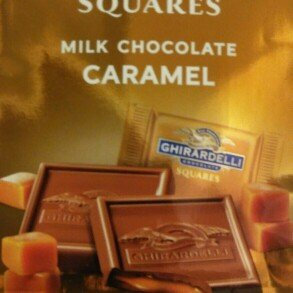 Ghirardelli Chocolate Squares Milk & Caramel uploaded by Sam R.