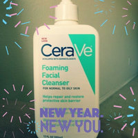 CeraVe Foaming Facial Cleanser uploaded by Tiffanie M.