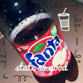 Photo of Fanta Apple Soda uploaded by Alejandra M.