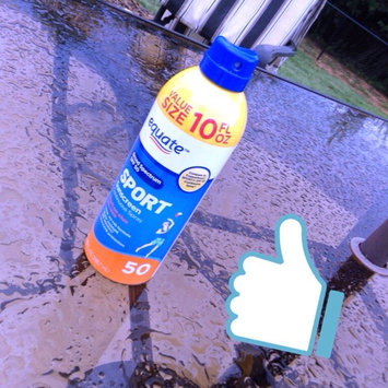 Photo of Equate Sport Sunscreen Continuous Spray uploaded by Baylee A.