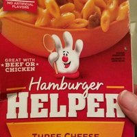 Betty Crocker Hamburger Helper Classic Three Cheese uploaded by Brooklyn D.