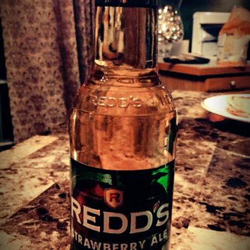 Photo of Redd's Strawberry Ale uploaded by Amy B.