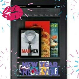 Photo of Kindle Fire uploaded by Catherine S.