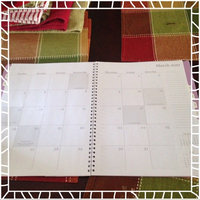 Monthly Planner, 9 x 11, Black, 2016-2017 uploaded by Mary M.
