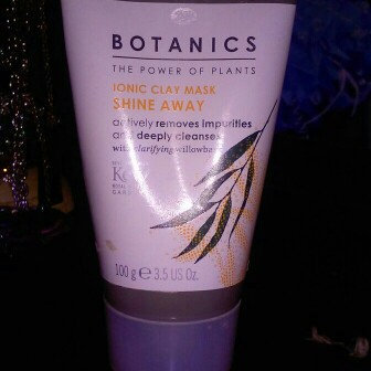 Boots Botanics Shine Away Ionic Clay Mask uploaded by Maria A.