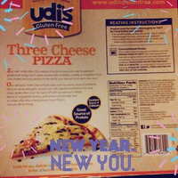 Udi's Gluten Free Pizza Three Cheese uploaded by Alison G.