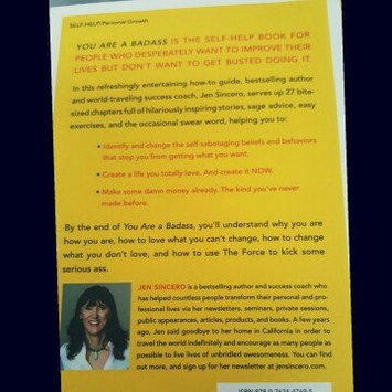 Photo of You Are a Badass: How to Stop Doubting uploaded by Samantha M.