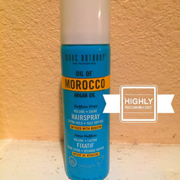 Photo of Marc Anthony True Professional Oil of Morocco Argan Oil Hair Spray uploaded by Kristie T.