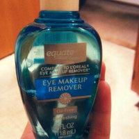 Equate Oil Free Eye Makeup Remover, 4 fl oz uploaded by Shari R.