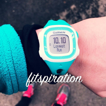 Photo of Garmin Forerunner Fitness Assessment Monitor - Teal/White uploaded by Karly W.